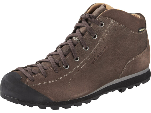 classic style best service release date: Scarpa Mojito Basic GTX Mid Shoes brown at Addnature.co.uk